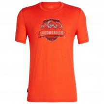 Icebreaker - Tech Lite S/S Crewe Cook Crest - T-shirt