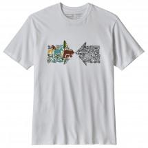 Patagonia - Real Riches Responsibili Tee - T-shirt