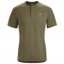 Arc'teryx - Kadem Henley S/S - T-Shirt