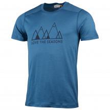 Lundhags - Merino Light Fjell Tee - T-paidat