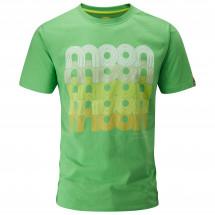 Moon Climbing - Fade Logo T-Shirt - T-shirt