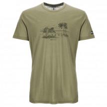 SuperNatural - Graphic Tee Beach Print - T-paidat