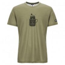 SuperNatural - Graphic Tee Camper Print - T-shirt
