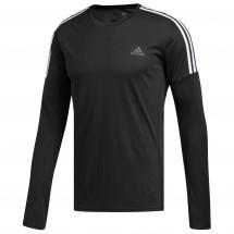 adidas - Run 3-Streifen L/S - T-shirt de running