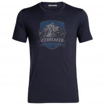 Icebreaker - Tech Lite S/S Crewe Everest Crest - T-paidat