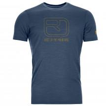 Ortovox - 120 Tec Logo T-Shirt - Merinoshirt