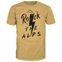 Alprausch - Rock The Blitz Basic Tee - Camiseta de manga corta