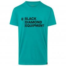 Black Diamond - Stacked Logo Tee - T-Shirt
