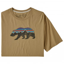 Patagonia - Fitz Roy Bear Organic T-Shirt - T-shirt