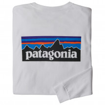 Patagonia - L/S P-6 Logo Responsibili-Tee - Longsleeve