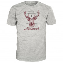 Alprausch - Wanderluscht Merino - Camiseta de manga corta