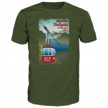 Alprausch - Bähnler Toni T-Shirt