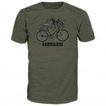 Alprausch - Militärvelo T-Shirt