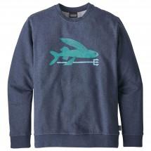Patagonia - Flying Fish MW Crew Sweatshirt - Pulloverit