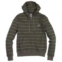 The North Face - Stripe Heritage Full Zip Hoodie