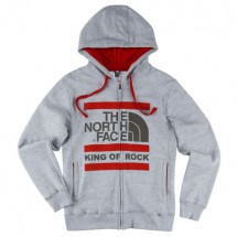 The North Face - King Of Rock Full Zip Hoodie
