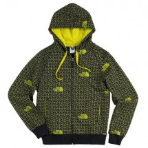 The North Face - Allover Full Zip Hoodie