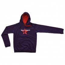 Black Diamond - Red Star Hoodie - Kapuzenpullover