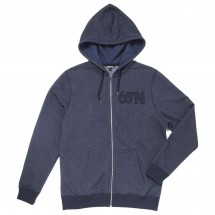 66 North - Logn Zipped Sweat - Zip-Hoody