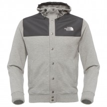 The North Face - Heritage Mountain Hoodie Heather