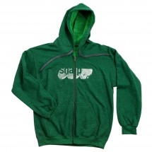 Snap - Fingerprint Logo Zip Hoody