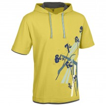Salewa - Scale Co SS Hood Tee - Pull-over à capuche