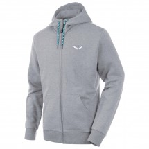 Salewa - Solidlogo 2 Cotton Full-Zip Hoody - Pull-over à cap
