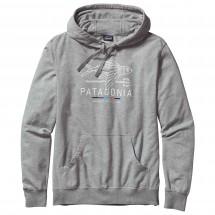 Patagonia - Geodesic Flying Fish LW P/O Hooded Sweatshirt