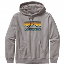 Patagonia - Line Logo MW P/O Hooded Sweatshirt - Pull-over à