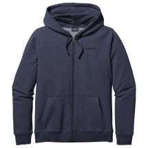 Patagonia - P6 Logo MW Full-Zip Hooded Sweatshirt - Hoodie