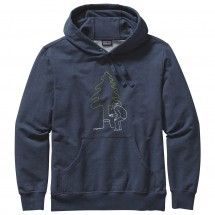 Patagonia - Tree Man MW P/O Hooded Sweatshirt - Pull-over à