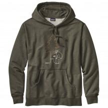 Patagonia - Tree Man MW P/O Hooded Sweatshirt - Pull-over à