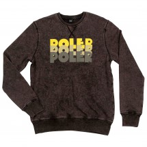Poler - Crew Neck Levels - Pulloverit