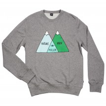 Poler - Crew Neck Venn - Pull-over