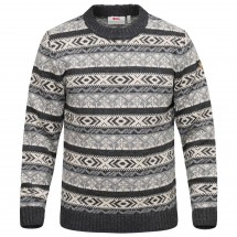 Fjällräven - Övik Folk Knit Sweater - Pulloverit