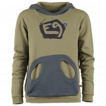 E9 - Caobi - Pull-over à capuche