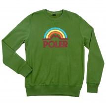 Poler - Mountain Rainbow Crew - Pulloveri