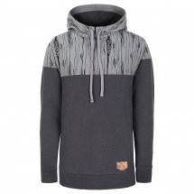 Bleed - Mountain Hoody Wood Print - Hoodie