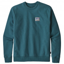 Patagonia - Shop Sticker Patch Uprisal Crew Sweatshirt - Pullover