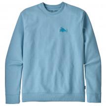 Patagonia - Small Flying Fish Uprisal Crew Sweatshirt - Gensere