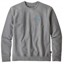Patagonia - Small Flying Fish Uprisal Crew Sweatshirt - Pullover