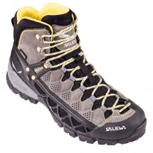 innovative design d6e40 9cf43 Salewa MS Alp Flow Mid GTX - Wanderschuhe Herren | Review ...