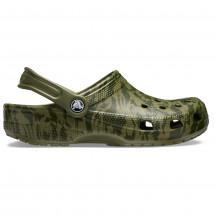 Crocs - Classic Printed Camo Clog - Sandals