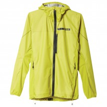 adidas - TX Agravic Hybrid Softshell Jacket - Juoksutakki