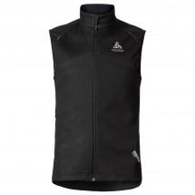 Odlo - Frequency 2.0 Windstopper Vest - Laufweste