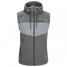 Peak Performance - Structure Zip Vest - Laufweste