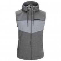 Peak Performance - Structure Zip Vest - Jogging-bodywarmer