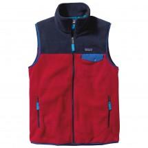 Patagonia - Lightweight Synchilla Snap-T Vest - Fleeceliivi
