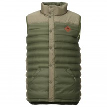 Burton - Evergreen Down Vest Insulator - Talviliivi