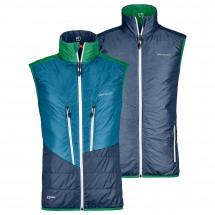 Ortovox - Swisswool Piz Cartas Vest - Winterbodywarmer
